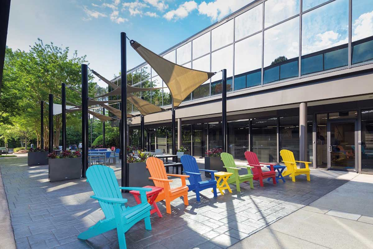 Glenfield Capital Announces Completion of The Corners Outdoor Amenities